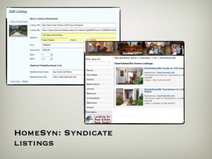 HomeSyn:  Real Estate Listing Syndication