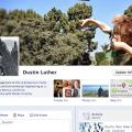 dluther facebook screenshot