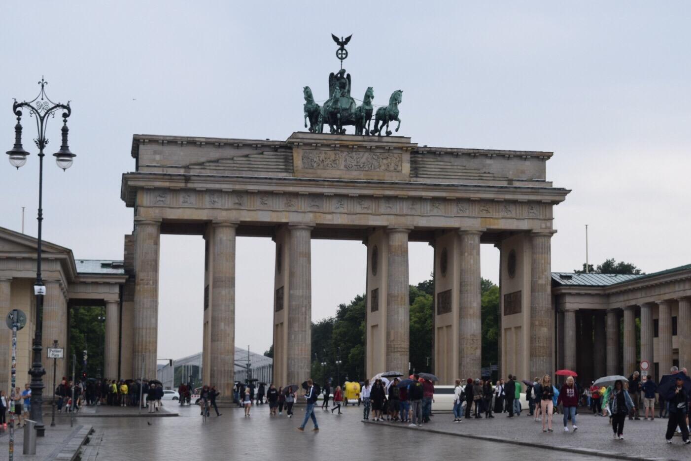 Berlin: History all around us