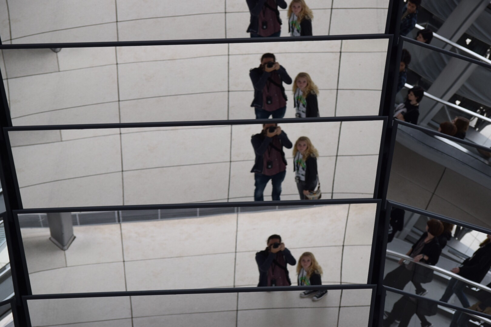 Reichstag Mirrors