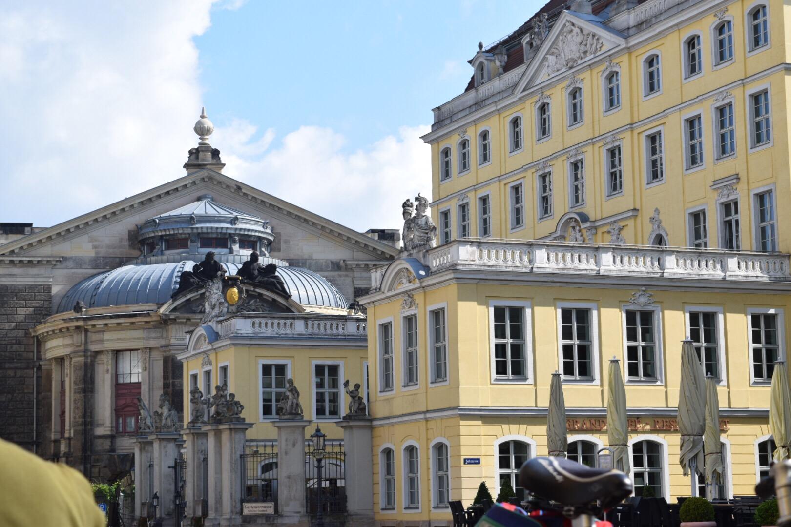 Dresden Scene