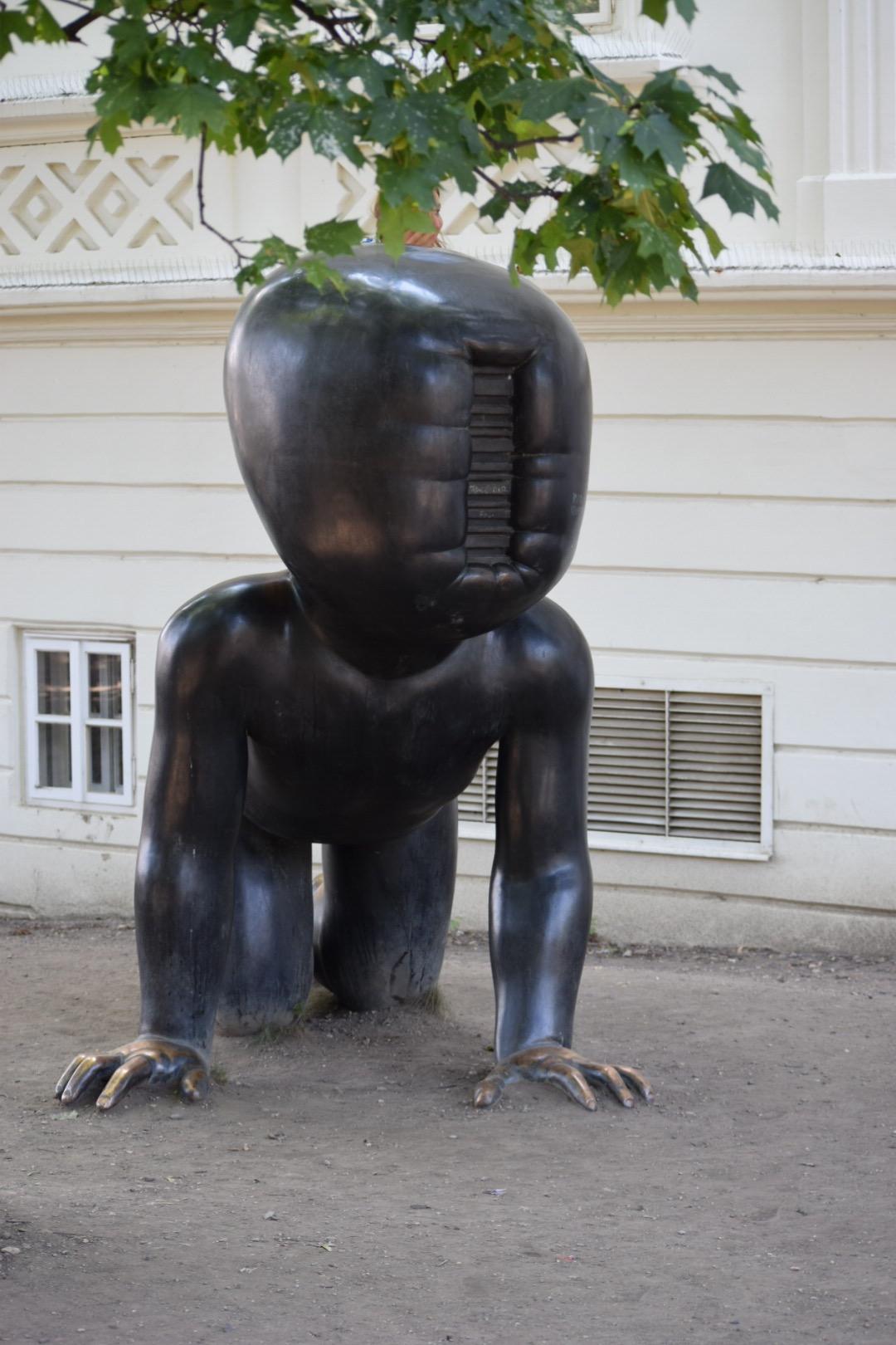 unknown sculpute