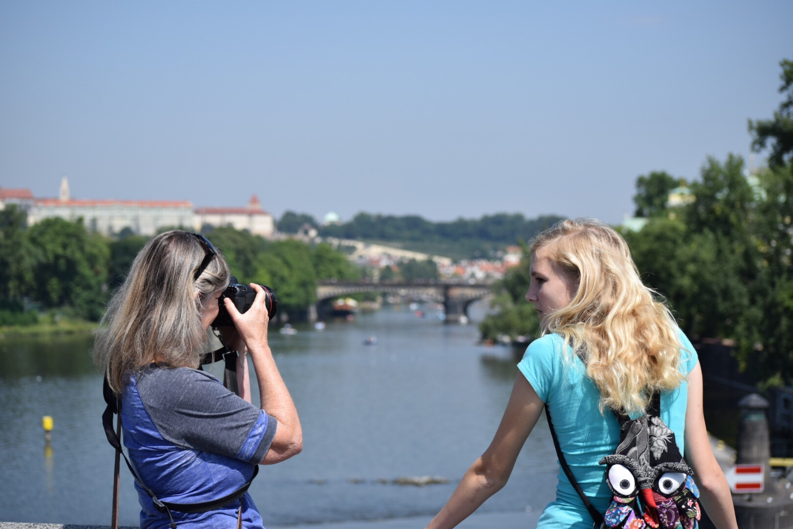 Prague… and there were photos