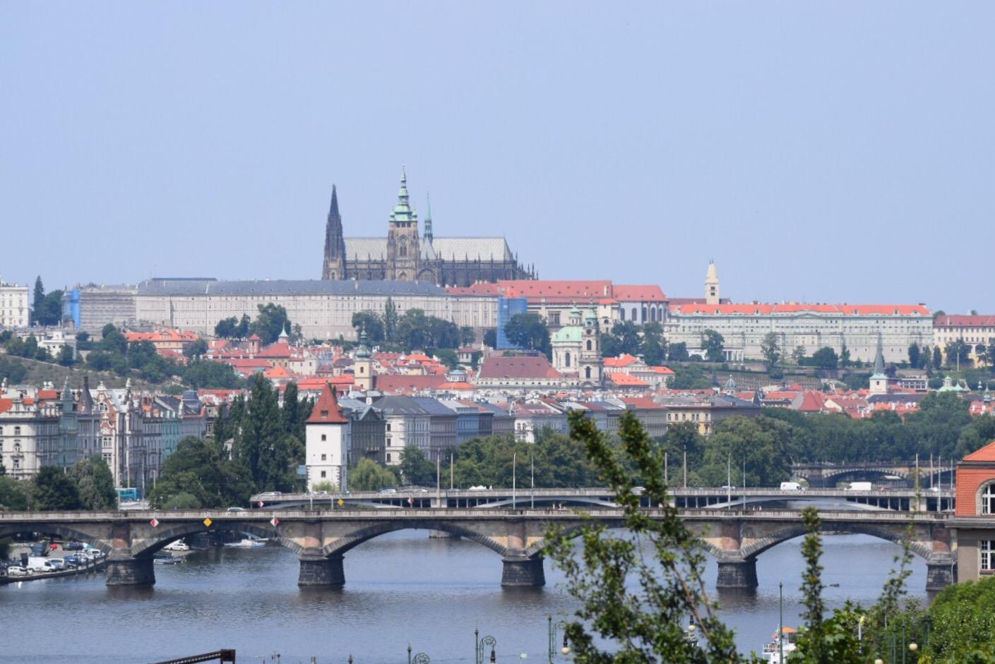 Lost by Design in Prague