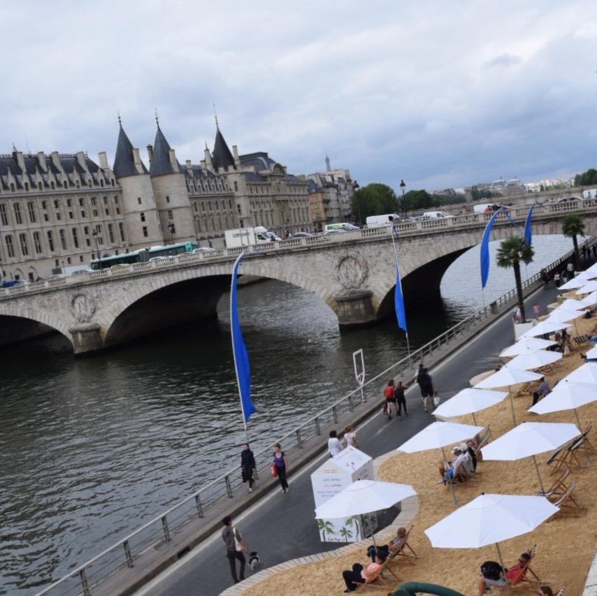 Beaches of Paris